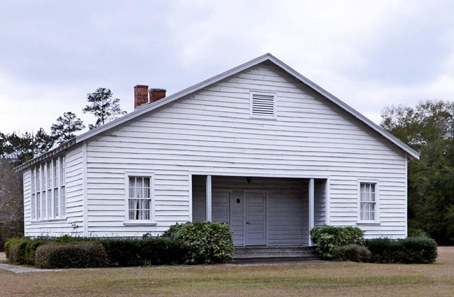 Hampton Colored School