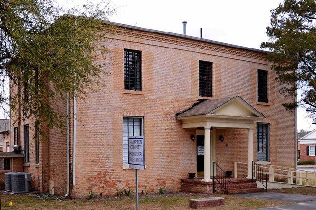 Hampton County Jail