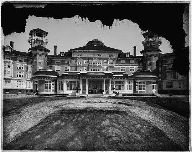 Hampton Terrace Hotel