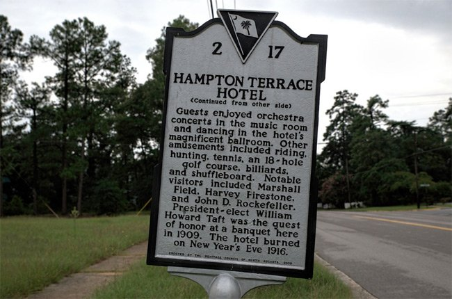 Hampton Terrace Hotel North Augusta South Carolina