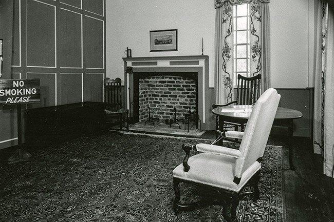 Hanover House Parlor