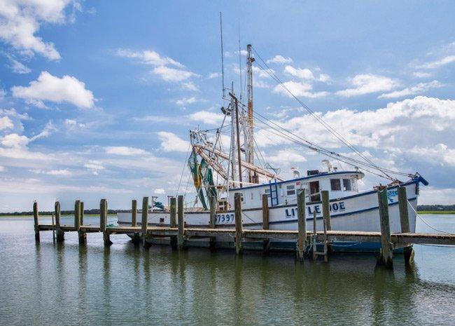 Harbor River Beaufort