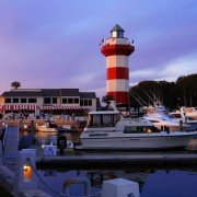 Harbour Town Lighthouse in Hilton Head