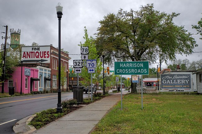 Harrison Crossroads