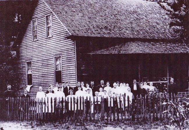 Hart Cottage Historic