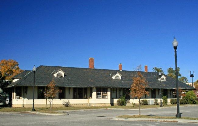Hartsville Train Station