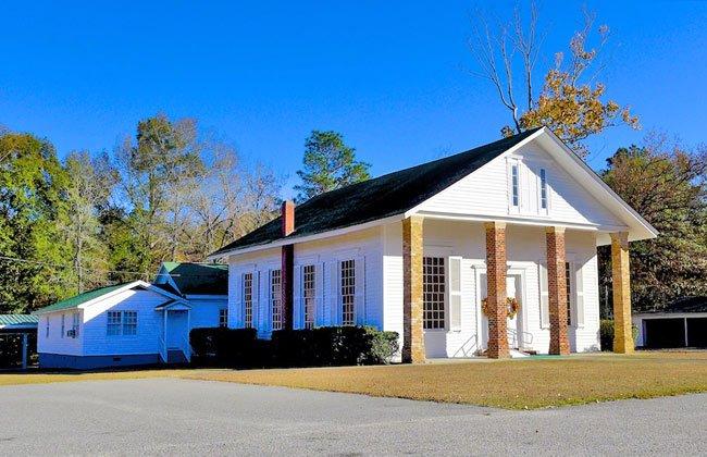 Healing Springs Baptist Church