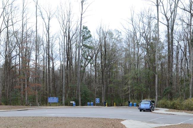 Healing Springs Entrance