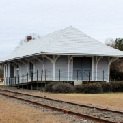 Heath Springs Depot