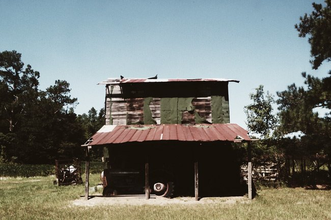 Hemingway Barn