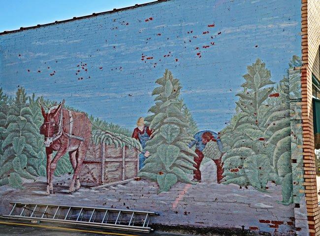 Hemingway Mural