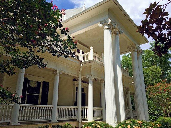 Hendrix House in Batesburg-Leesville