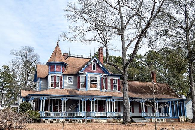 Henry Bennett Cheras House