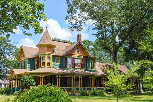 Henry Bennett-Cheras House