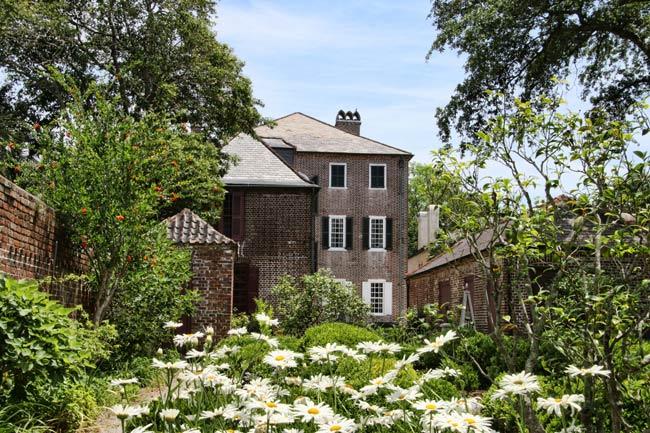 Heyward Washington House Charleston