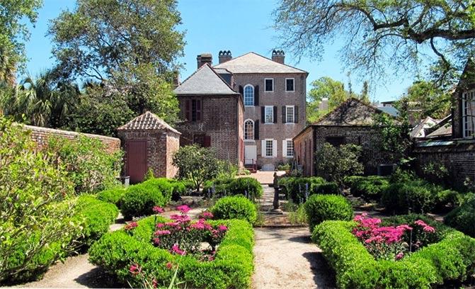 Heyward Washington House