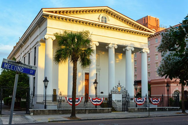 Hibernian Hall Charleston Sc Photos Map History