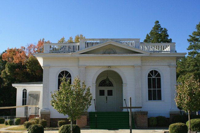 High Hill Baptist Church