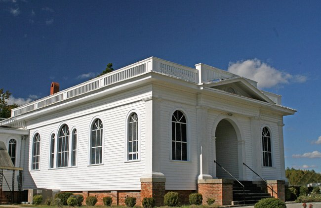 High Hill Church Darlington