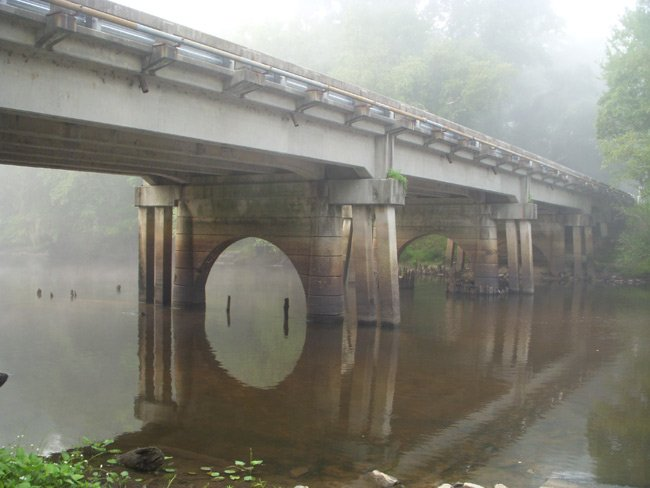 Highway 15 Bridge at Cannadys