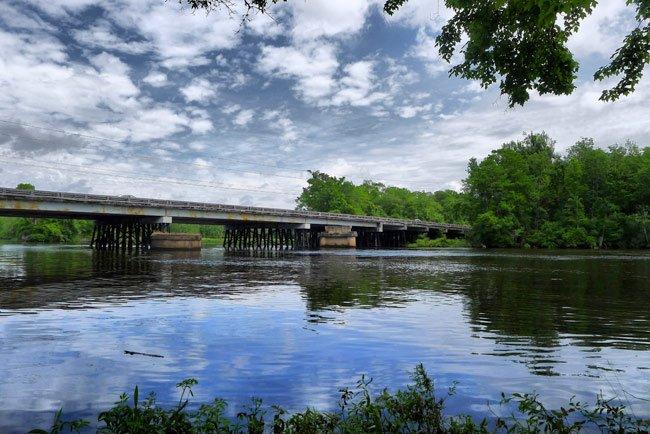 Highway 17 Bridge over the Edisto River