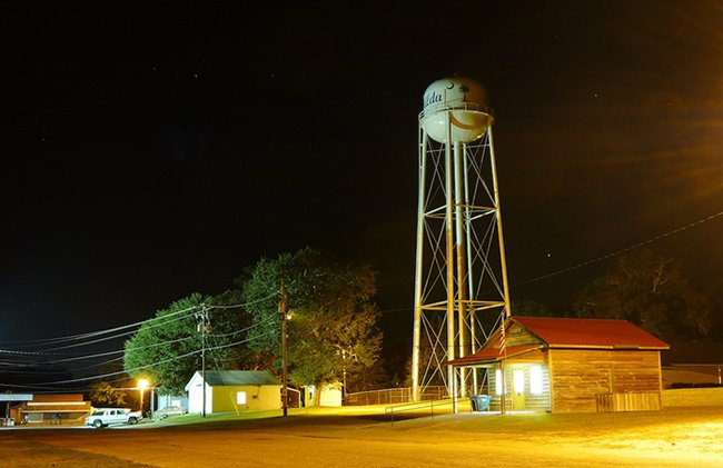 Hilda Water Tower
