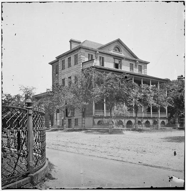 Historic Aiken Rhett House