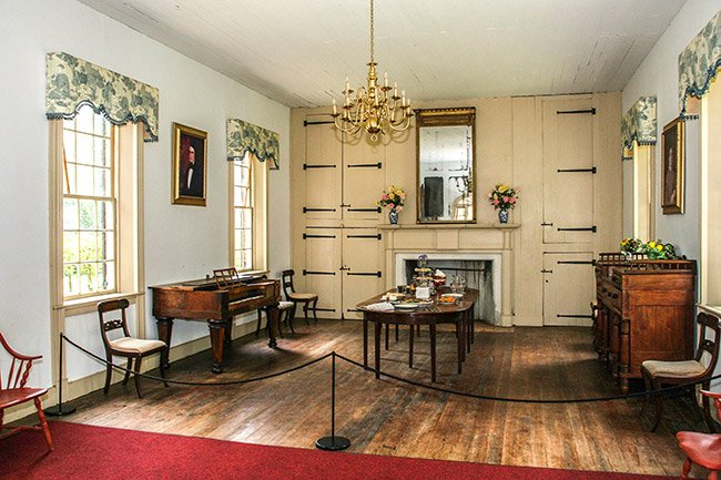The Homestead Dining Room