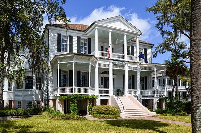 Historic Cuthbert House Inn, Beaufort