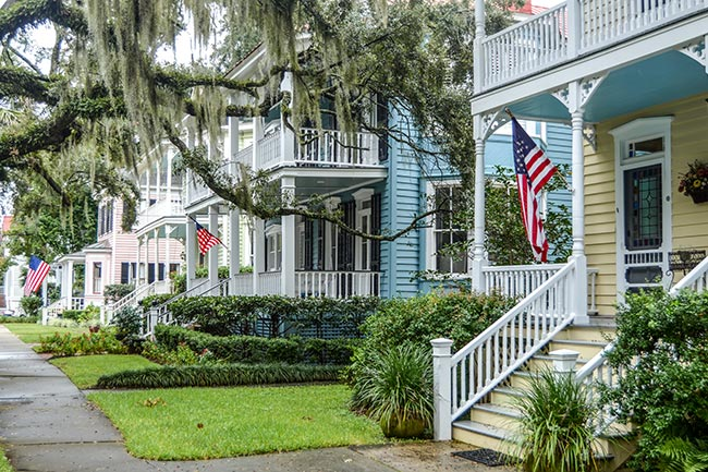 Historic Homes Downtown Beaufort