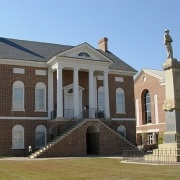 Lancaster County Historic Courthouse
