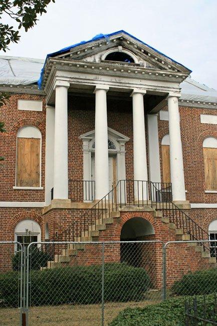 Historic Lancaster Courthouse