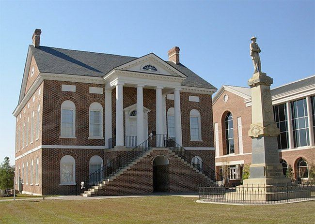 Historic Lancaster Courthouse