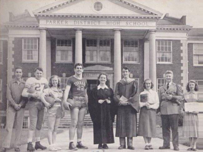 Greenville Sc Schools >> Parker High School Auditorium Greenville South Carolina