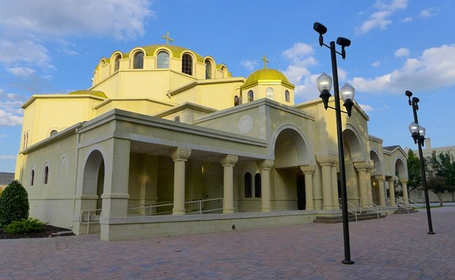 Holy Trinity Greek Columbia