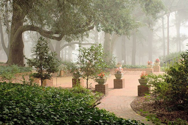 Hopeland Gardens in Aiken, South Carolina