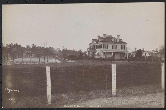 Hopelands House