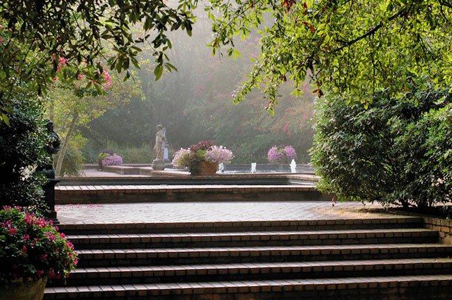 Hopelands Gardens Amphitheater