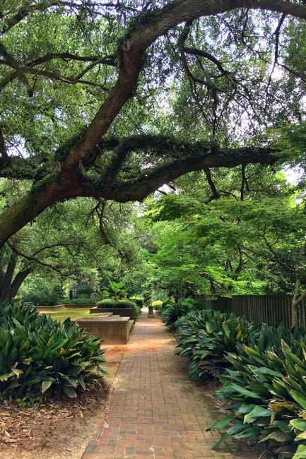 Hopelands Gardens Trails