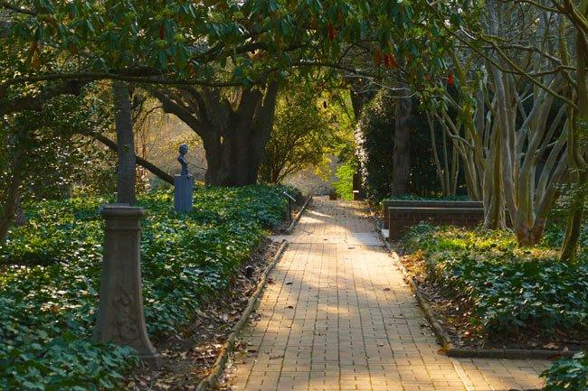 Hopelands Gardens Walking Trails