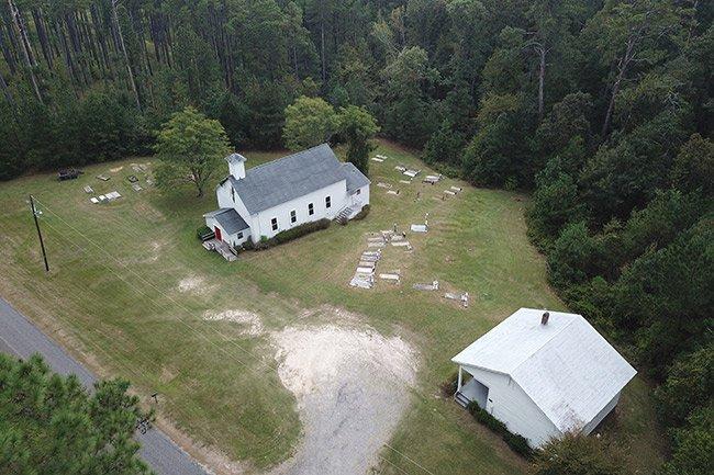 Hopewell Church and Rosenwald School