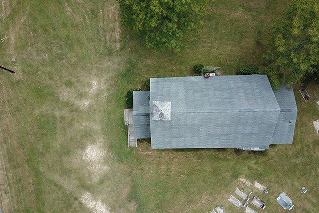 Hopewell Church Overhead