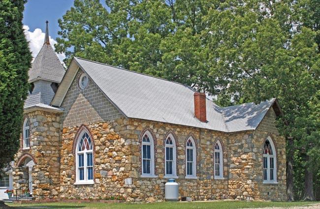 Hopewell Presbyterian Cherokee County