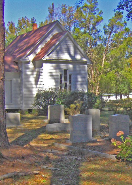 Hopkins Presbyterian Churchyard