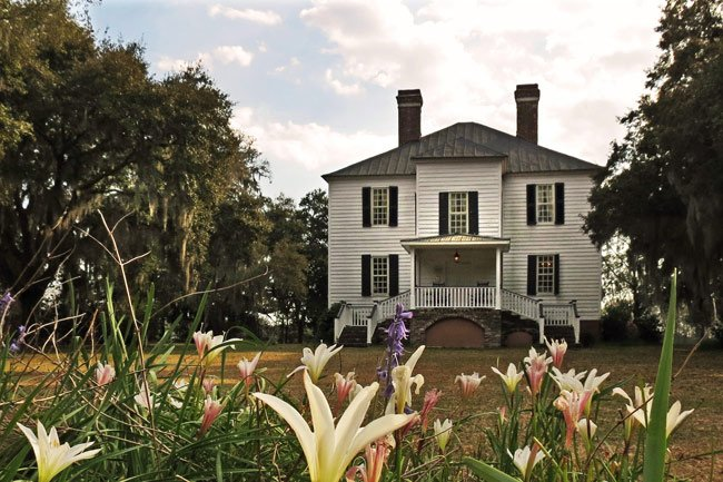 Hopsewee Plantation House