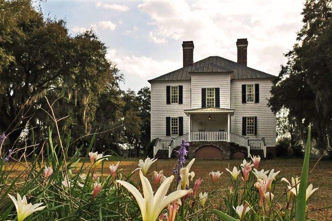Hopsewee Plantation House