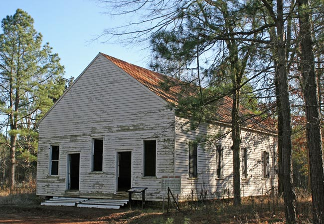 Horne Creek Baprtist Church