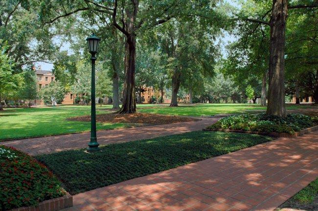 USC Horseshoe Gates