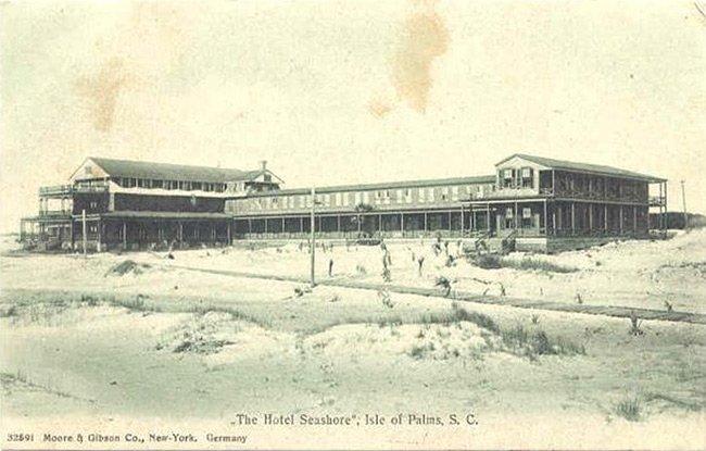 Hotel Seashore Historic Photo