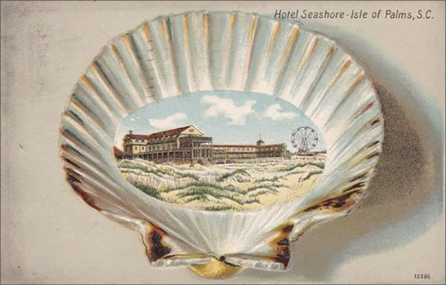 Hotel Seashore on the Isle of Palms